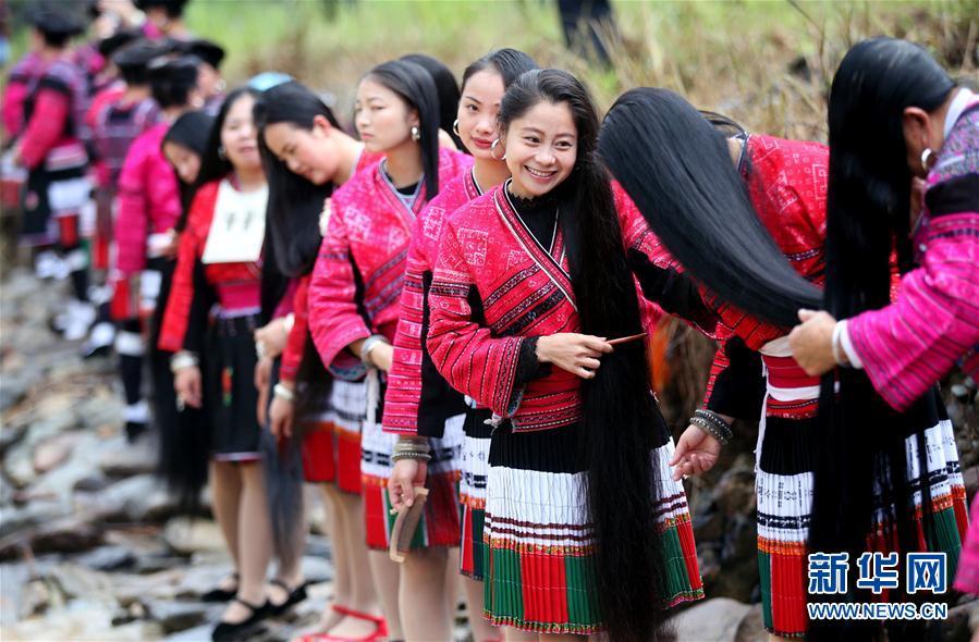 広西チワン族自治区の人々、旧暦の3月3日を祝う 中国網 日本語