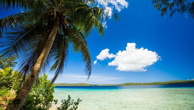 バヌアツ、世界一の楽園