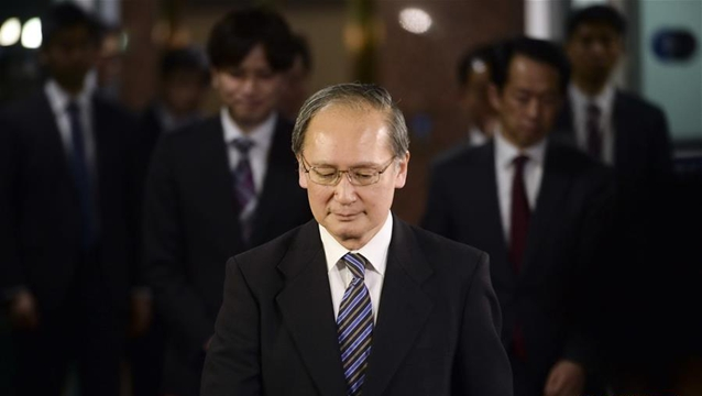 駐韓日本大使、帰任も高官に会えず 韓国民感情に影響