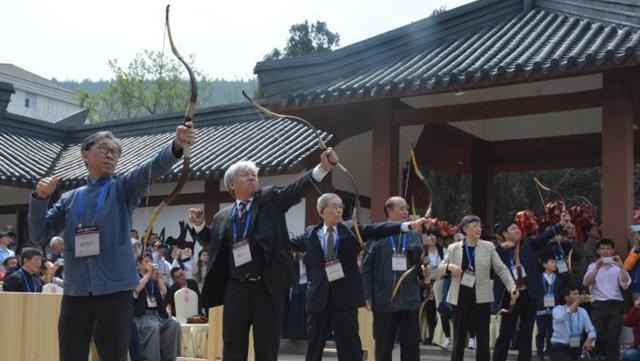 中日韓の「礼射文化」交流会が徐州市で開催