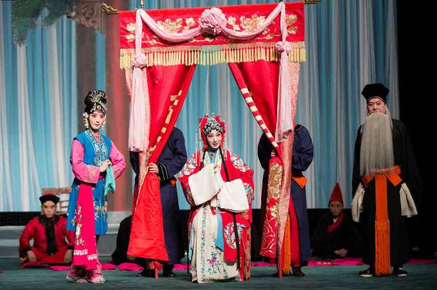 中国京劇代表団が訪日公演 各地で感動の声