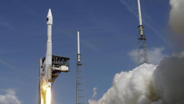 米シグナス補給船、ISSに物資を輸送