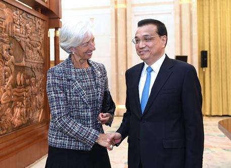 李克強総理「中国は金融市場の安定を維持できる」