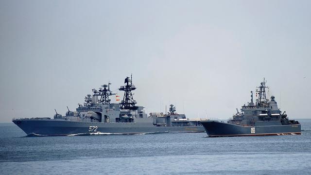 ロシア海軍、太平洋艦隊の実力を総まとめ