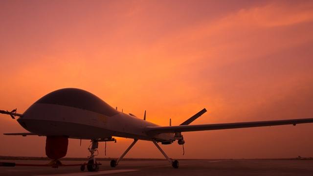 中国製無人機、「特殊な美」を実感