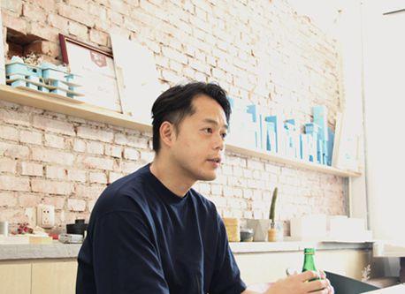 中日文化の渡し守 イケメン建築家・青山周平氏