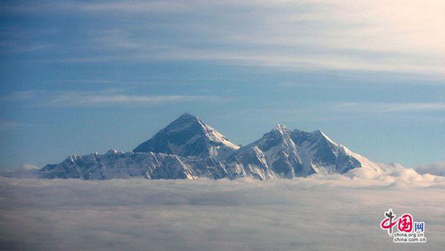 ネパールの神秘(一)、チョモランマの魅力に浸る