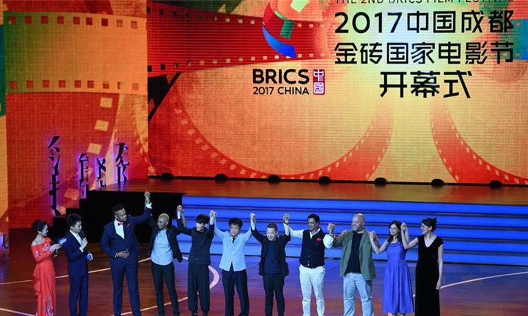BRICS映画祭、成都で開幕 周冬雨や韓庚も出席
