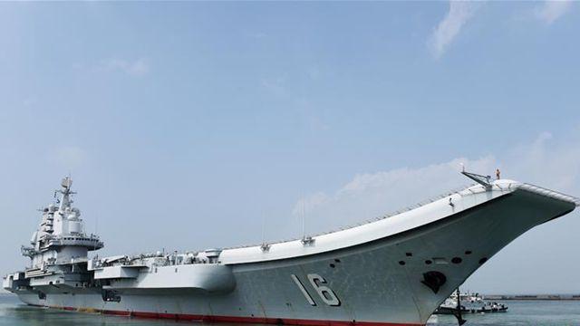 海軍空母艦隊、地域を跨ぐ機動訓練を開始