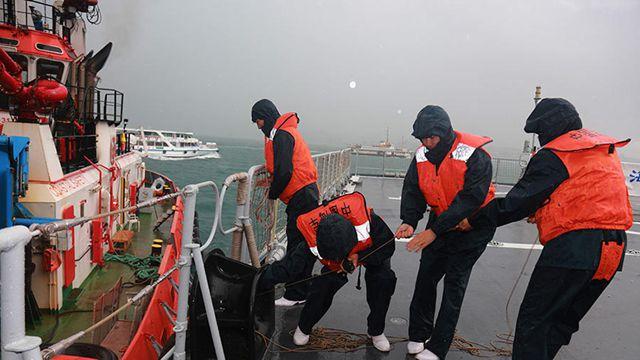 中国海軍遠洋航行・訪問艦隊、イスタンブールを友好訪問