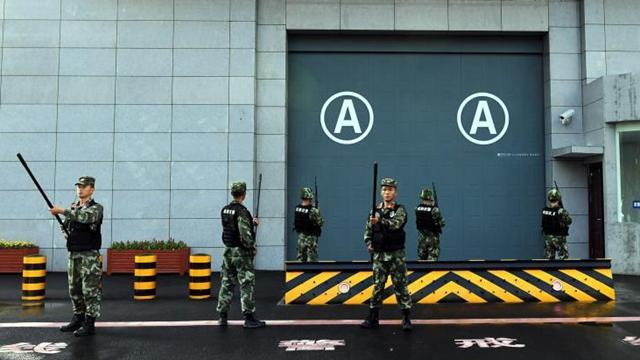 四川省の邑州刑務所、受刑者脱獄対応訓練を実施コメント