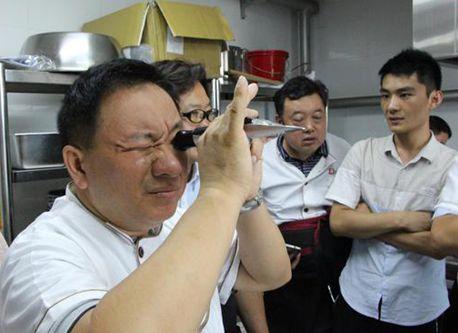 日本の「元祖ラーメンプロデューサー」が北京で講義