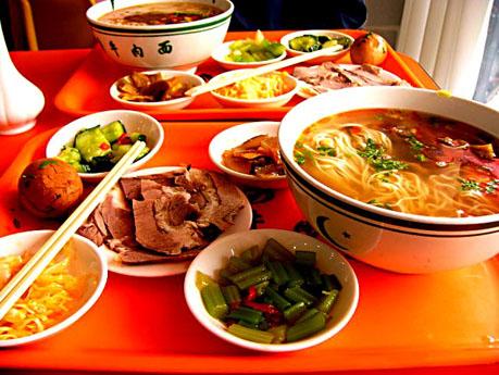 Кухня Шанхая