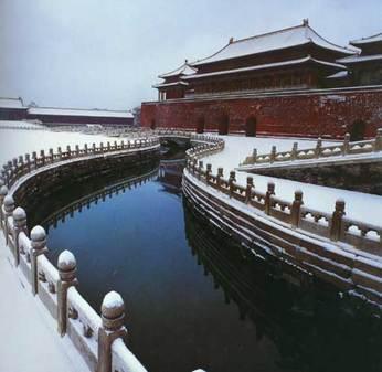 Императорский дворец в Шэньяне