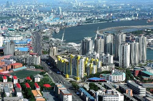 Красивый Тяньцзинь