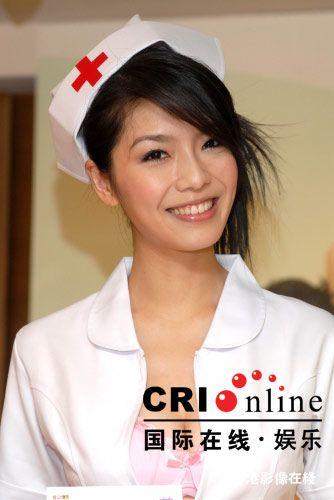 Знаменитости в образе медсестер ван