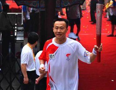 7 августа: Второй день эстафеты Олимпийского огня в Пекине