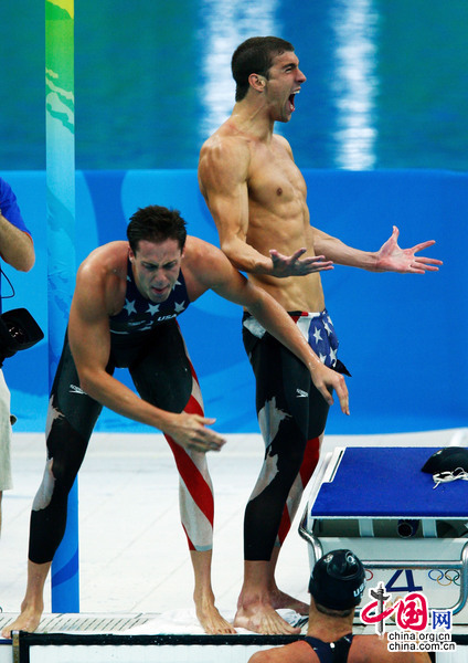 фото мужчины пловцы