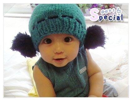 Фото ребенка в корее 26