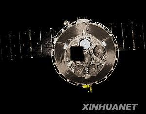 Спутник корабля «Шэньчжоу-7» получил более тысячи отчетливых фотографий