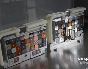 Продемонстрированы материалы, полученные кораблем «Шэньчжоу-7»