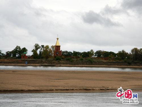 Остров Большой уссурийский
