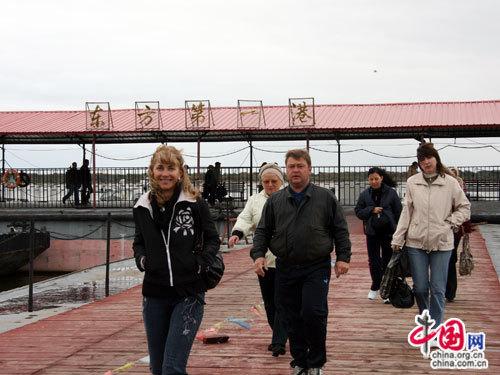 Порт Фуюань
