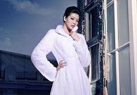 Модная одежда из меха марки «NE.TIGER» осенне-зимнего сезона 2008 года