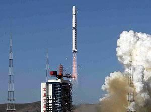 В Китае произведен запуск 2 спутников 'Шицзянь-6'