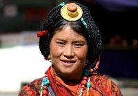 Восхитительные пейзажи Тибета в объективе фотоаппарата