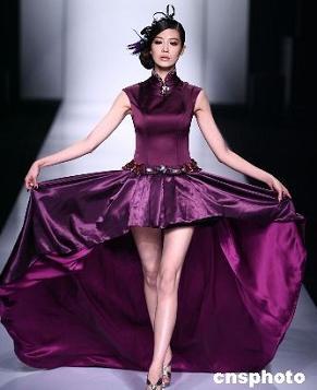 Работы тайваньских дизайнеров показаны на Шанхайской Неделе моды