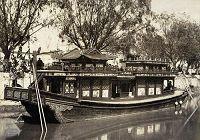 Фотографии парка Юаньминъюань, сделанные сто лет назад