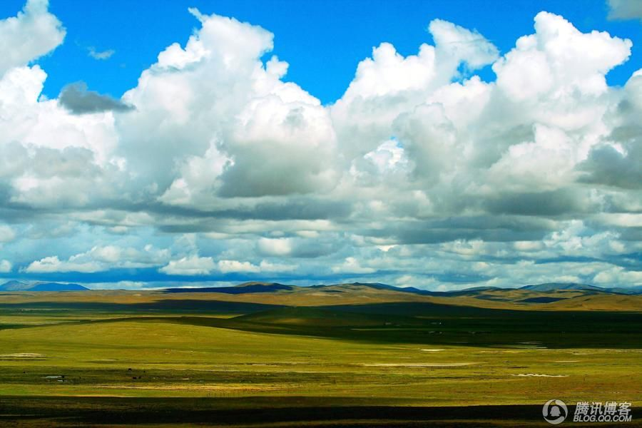 Красивые пейзажи цинхай тибетской