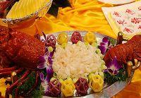 Волшебные китайские блюда на 3-ем международном кулинарном фестивале в городе Яньтай провинции Шаньдун