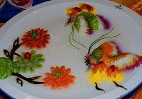 Волшебные китайские блюда на 3-ем международном кулинарном фестивале в городе Яньтай провинции Шандун