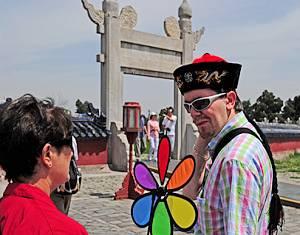 В 2008 г. половина иностранцев прибыла в Китай с целью экскурсий и досуга