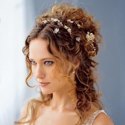10 самых красивых причесок невест