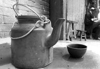 Жизнь в чайной