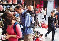 Совершение покупок в Пекине(2)