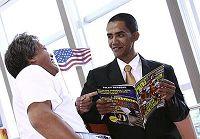 «Брат» Барака Обамы