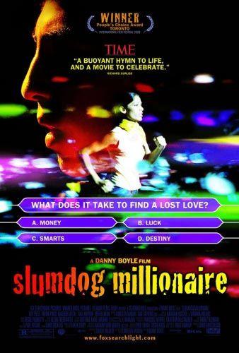Лучшим фильмом 2008 года на церемонии вручения престижной премии 'Оскар' была признана лента 'Миллионер из трущоб'.1