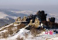?Каменный лес? во Внутренней Монголии КНР