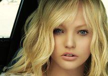 Российская супермодель Саша – лицо модных брендов