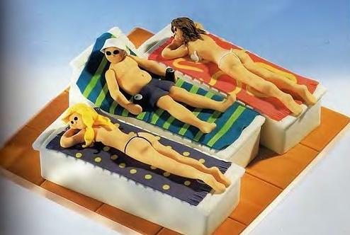Красивые и сексуальные торты3