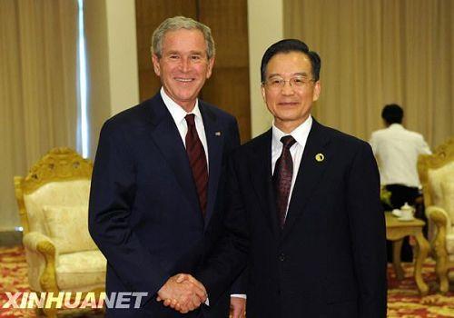 Встречи Премьера Госсовета КНР Вэнь Цзябао на ежегодной конференции Боаоского азиатского форума