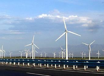 Чистая энергия в Синьцзян-Уйгурском автономном районе КНР