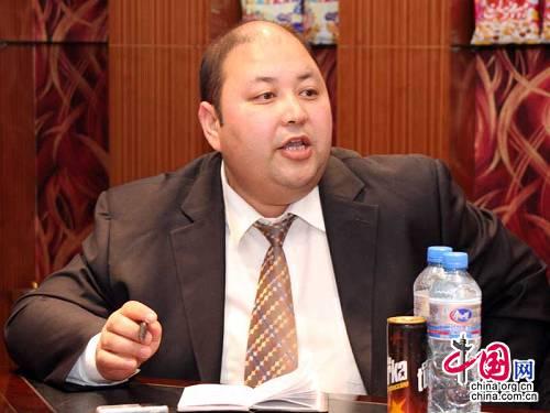 Ахмайдян – председатель правления компании «Суши», который является одним из ведущих пищевых предприятий в СУАР.