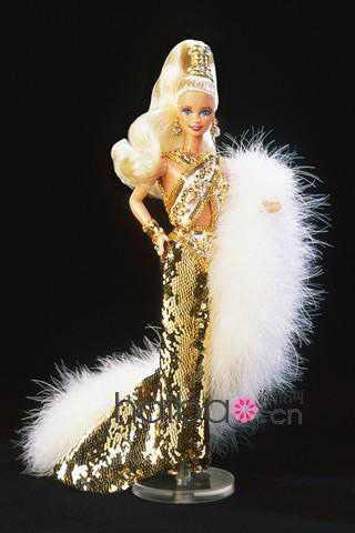 Роскошные платья кукол барби