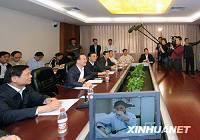 Премьер Госсовета КНР навестил больного гриппом A/H1N1 и посетил медицинский центр в Пекине