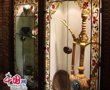 Ресторан «Майский цветок» в Синьцзяне